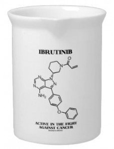 ibrutinib-molekul