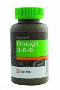 Eczacıbaşı omega3 balık yağı hapı