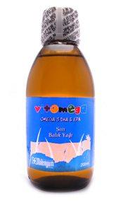 Vi+Omega balık hapı