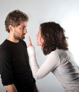 kadın kavga tartışma erkek