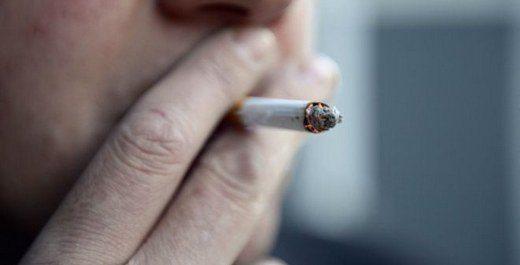sigara bırakmak için test