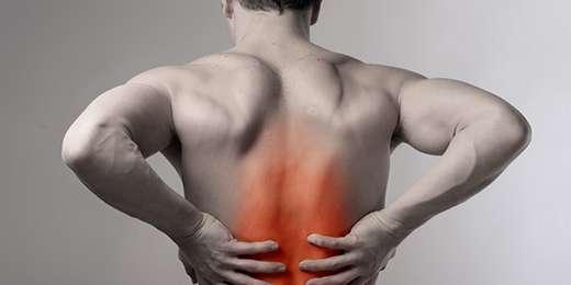 bel ve sırt ağrısı nedenleri tedavisi