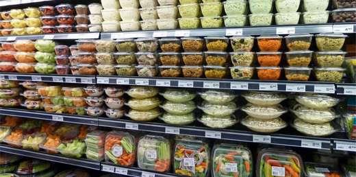 Her 10 gıda maddesinin 7'sini işlenmiş gıdalar oluşturuyor