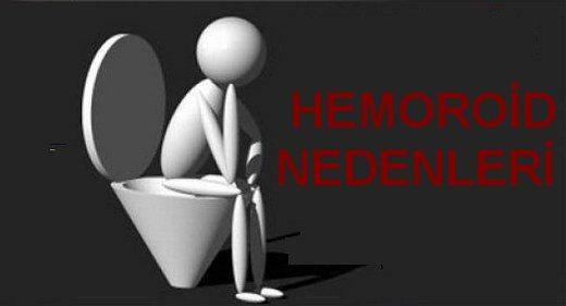 hemoroid-nedenleri