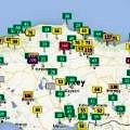 türkiye hava kirliliği haritası