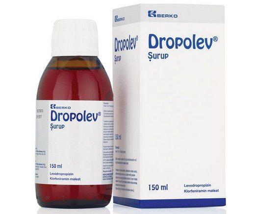 DROPOLEV SURUP