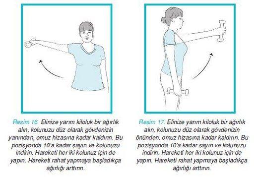Fibromiyalji güçlendirme egzersizleri -1