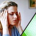 yeşil ışık migren ağrısı