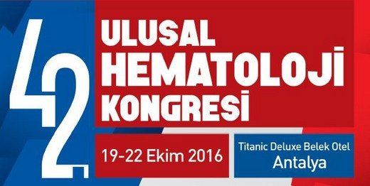 hemotoloji kongresi