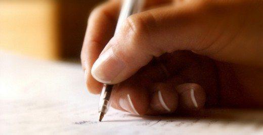 yazı-yazan-el