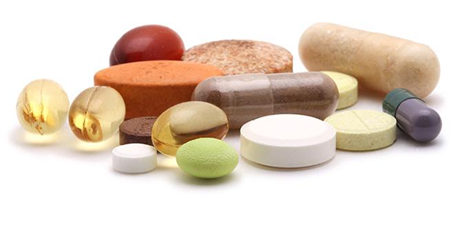 Vitamin takviyelerine dikkat