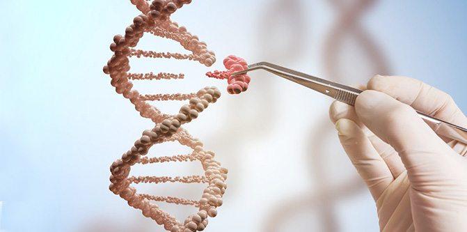 gen tedavisi ile ilgili görsel sonucu