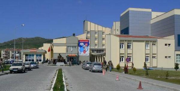 Dr. Faruk İlker Bergama Devlet Hastanesi