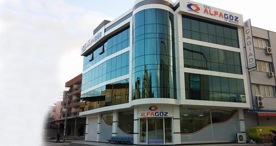 Ozel Alfagoz Tip Merkezi Balcova