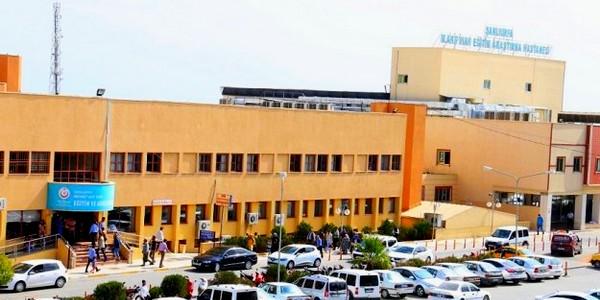 Şanlıurfa Mehmet Akif İnan Eğitim Araştırma Hastanesi