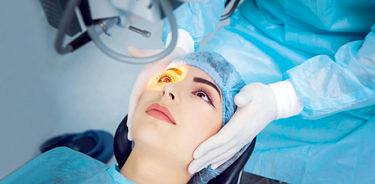 Kataraktın lazer ile tedavisi