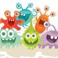 bakteri-mikrop-hastalık-afis-grafik