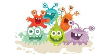 bakteri mikrop