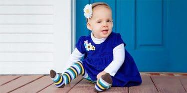 Turner Sendromu bebek