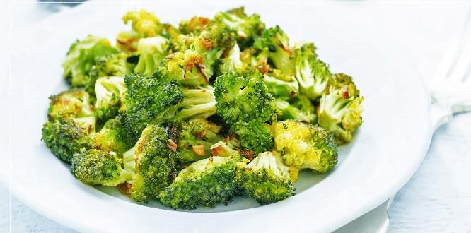 Brokoli yemek