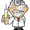 Tıbbi Mizah grup amblemi